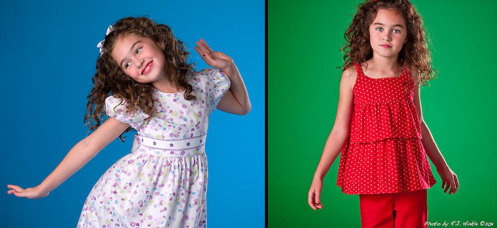 Children's Fashion for Strasburg Children