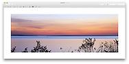 The Straits of Mackinac, Michigan, USA
