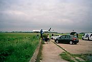 Spotterplaatst Polderbaan, Schiphol