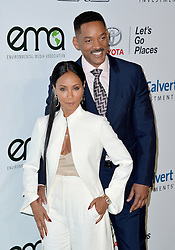 Will Smith and Jada Pinkett Smith attend the 26th Annual EMA Awards at Warner Bros. Studios on October 22, 2016 in Burbank, Los Angeles, CA, USA. Photo by Lionel Hahn/ABACAPRESS.COM