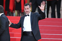 Actor Adam Sandler attends the 'The Meyerowitz Stories' screening during the 70th annual Cannes Film Festival at Palais des Festivals on May 21, 2017 in Cannes, France. Photo by Shootpix/ABACAPRESS.COM
