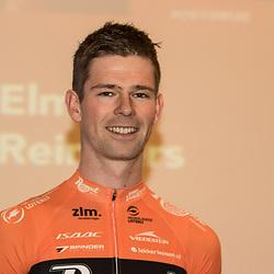 05-01-2018: Wielrennen: Presentatie Team Roompot: Rotterdam<br />Elmar Reinders