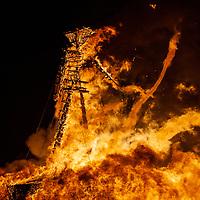 The Man Burn