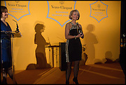 JANE HILL;  HARRIET GREEN, L, Veuve Clicquot 2014 Business Woman of the Year Awards . Claridge's. LONDON. 12 May 2014.