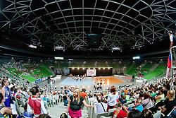 View on the hall at European Cheerleading Championship 2011, on July 2, 2011, in SRC Stozice, Ljubljana, Slovenia (Photo by Matic Klansek Velej / Sportida)