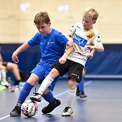14th November 2020 - QLD Futsal Junior Superliga: Elitefoot u9 White v Centre of Development u9