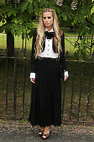 Laura Bailey, The Serpentine Gallery Summer Party, Serpentine Gallery, London UK,  06 July 2016, Photo by Richard Goldschmidt