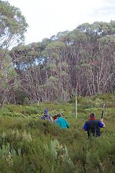 Earthwatch Team In Field