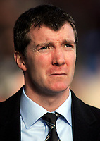 Photo: Paul Thomas.<br /> Stockport County v Swindon Town. Coca Cola League 2. 03/03/2007.<br /> <br /> Jim Gannon, manager of Stockport.