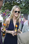 Charlotte Wheeler, Conservative Party, Summer party, Royal Hospital Chelsea, Royal Hospital Road, London, SW3,3 July 2006. ONE TIME USE ONLY - DO NOT ARCHIVE  © Copyright Photograph by Dafydd Jones 66 Stockwell Park Rd. London SW9 0DA Tel 020 7733 0108 www.dafjones.com