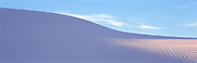 Curve, White Sands National Monument, New Mexico, USA, 1998