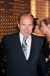 SIMON DE PURY at a party to celebrate the opening of the Louis Vuitton Bond Street Maison, New Bond Street, London on 25th May 2010.