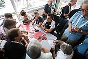 Sébastien Buemi<br /> TOYOTA GAZOO  Racing. <br /> Le Mans 24 Hours Race, 12th to 18th June 2017<br /> Circuit de la Sarthe, Le Mans, France.