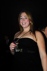 13-12-2010 ALGEMEEN: TOPSPORT GALA AMSTERDAM: AMSTERDAM<br /> In de Westergasfabriek werd het gala van de beste sportman, -vrouw, coach en ploeg gekozen / Melissa Boekelman<br /> ©2010-WWW.FOTOHOOGENDOORN.NL