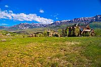 Telluride Mountain Village, Telluride, Colorado USA