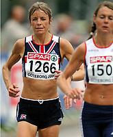 Friidrett , 12. juli 2006 , Gøteborg , EM ,<br /> Europamesterskapet ,<br /> Athletics , European  Championship <br /> Tracey Morris , GBR , maraton
