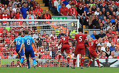 Liverpool v Arsenal - 27 Aug 2017