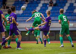 NK Maribor vs. NK Olimpija Ljubljana during the Ljubljana Open Cup 2021. , on 12.06.2021 in ZAK Stadium, Ljubljana, Slovenia. Photo by Urban Meglič / Sportida