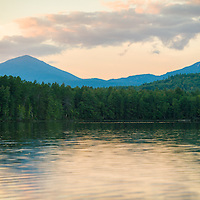 Sunset over the White Mountains and White Lake.<br /> <br /> All Content is Copyright of Kathie Fife Photography. Downloading, copying and using images without permission is a violation of Copyright.