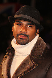 DAVID HAYE during the film premiere, G.I.Joe - Retaliation, Empire Cinema, Leicester Sq, London, UK, 18 March, 2013. photo by: i-Images..
