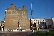 Blue skies over Windrush Square on the 25th February 2019 in Brixton in the United Kingdom. A new English record was set on this day with temperatures rising to 20.1C in south-west London. It is the first time a temperature of over 20C has been recorded in England during winter.