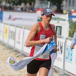 04.07.2015, Berlin, GER, Moderner Fünfkampf WM, im Bild Lena Schoeneborn, SSF Bonn, Weltmeisterin 2015 im Modernen Fuenfkampf // during Womens race of the the world championship of Modern Pentathlon at the Berlin, Germany on 2015/07/04. EXPA Pictures © 2015, PhotoCredit: EXPA/ Eibner-Pressefoto/ Kleindll<br /> <br /> *****ATTENTION - OUT of GER*****
