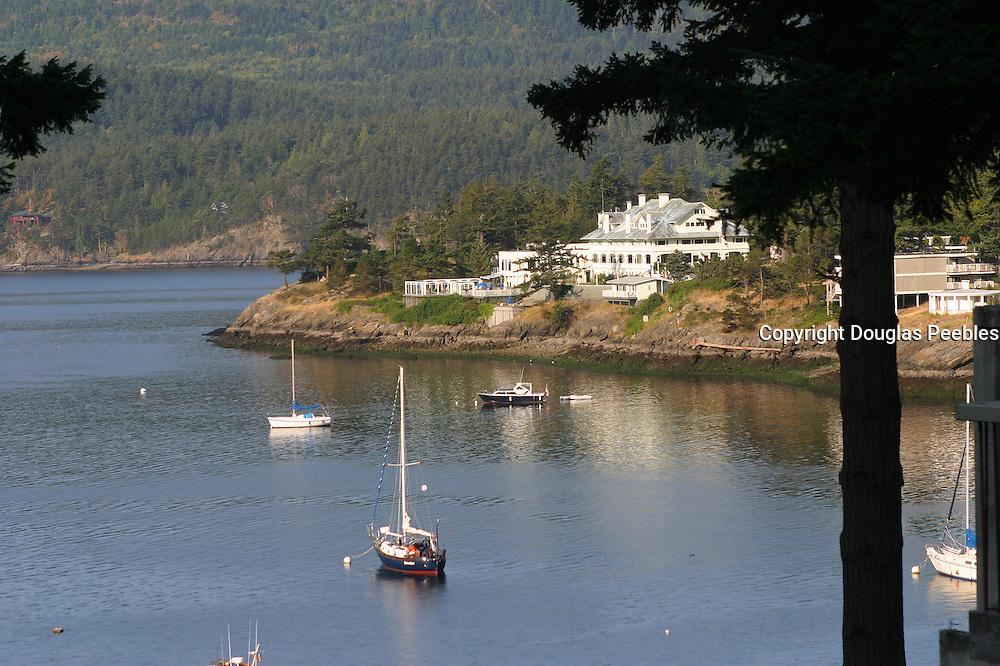 Rosario Resort, Orcas Island, San Juan Islands, Washington<br />