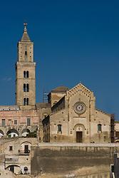 Matera, Basilicata, Italy - The Duomo