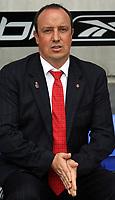 Photo: Paul Thomas.<br /> Bolton Wanderers v Liverpool. The Barclays Premiership. 30/09/2006.<br /> <br /> Rafael Benitez, Liverpool manager.