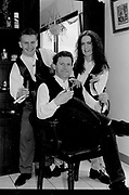 Renowned Killarney Hairstylist Pat O'Neill opens a barber shop in KIillarney 1994.<br /> Killarney Now & Then - MacMONAGLE photo archives.<br /> Picture by Don MacMonagle -macmonagle.com<br /> Facebook - @killarneynowandthen