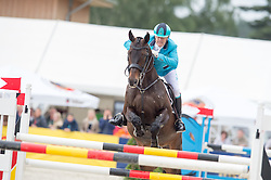 Hoy Andrew, (AUS), Rutherglen<br /> Jumping - CCI4* Luhmuhlen 2016<br /> © Hippo Foto - Jon Stroud<br /> 19/06/16