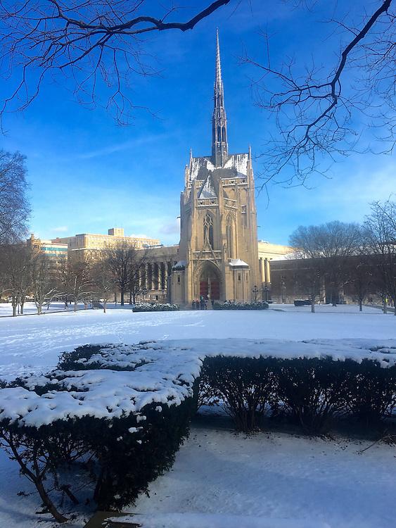 Oakland, Pittsburgh, University of Pittsburgh, Heinz Chapel