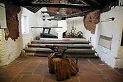 Salle des mariages au Famous Blacksmiths Shop / Wedding room at the Famous Blacksmiths Shop