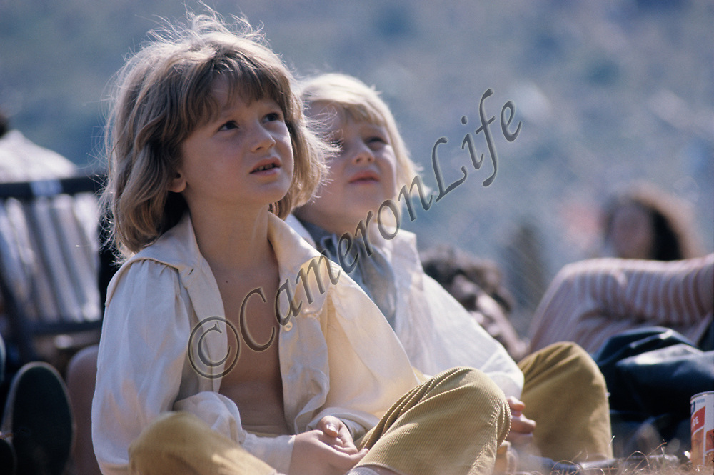 - 1970 Isle of Wight Music Festival (displayed as one of 28 images in the slideshow exhibit of Charles Everest's photographs at the V&A)
