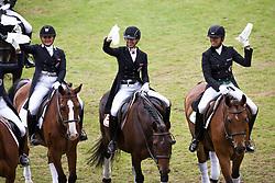Team Denmark, DEN, <br /> Aachen 2018<br /> © Hippo Foto - Sharon Vandeput<br /> 22/07/18
