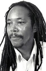 Portrait of man UK 1995