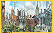 Greetings from New York City: Postcards