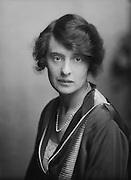 E. M. Delafield, English Author, 1922