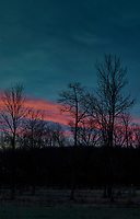 Colorful Clouds at Dawn. (4/4) Composite of eight images taken with a Leica SL2 camera and 50 mm f/1.4 lens (ISO 400, 50 mm, f/2.8, 1/80 sec). Raw images processed with Capture One Pro, and combined using AutoPano Giga Pro.