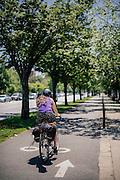 Ocean Parkway Bike Lane