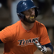 Cal State Fullerton  Baseball vs. Cypress College College on Friday, November 4, 2016 at Cal State Goodwin Field © Annette Wilkerson/Sports Shooter Academy