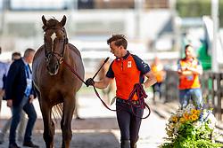 Smolders Harrie, NED, Don VHP Z<br /> World Equestrian Games - Tryon 2018<br /> © Hippo Foto - Sharon Vandeput<br /> 17/09/2018