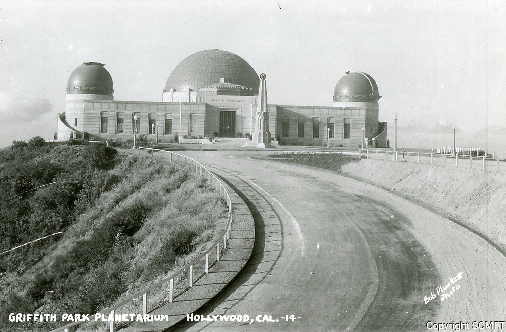 1937 Griffith Park Observatory