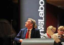 Scottish Labour leader Richard Leonard at the Scottish Labour conference at the Caird Hall in Dundee.<br /> <br /> © Dave Johnston / EEm
