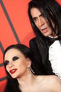Olvido Gara and Mario Vaquerizo during Vanityfair's photocall