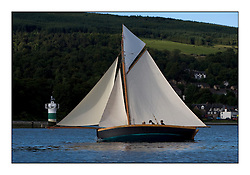 Ayrshire Lass 1887 Gaff Cutter at the Lay day at Rhu..* The Fife Yachts are one of the world's most prestigious group of Classic .yachts and this will be the third private regatta following the success of the 98, .and 03 events.  .A pilgrimage to their birthplace of these historic yachts, the 'Stradivarius' of .sail, from Scotland's pre-eminent yacht designer and builder, William Fife III, .on the Clyde 20th -27th June.   . ..More information is available on the website: www.fiferegatta.com . .Press office contact: 01475 689100         Lynda Melvin or Paul Jeffes