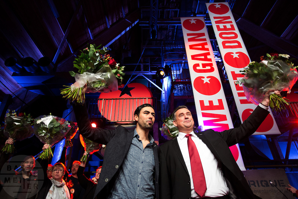 In Utrecht wordt het congres van de Socialistische Partij (SP) gehouden. Belangrijk agendapunt is het kiezen van een nieuw bestuur en partijvoorzitter.<br /> <br /> In Utrecht the Socialist Party SP has its congress. Important issue is the election of the new board and chairman.