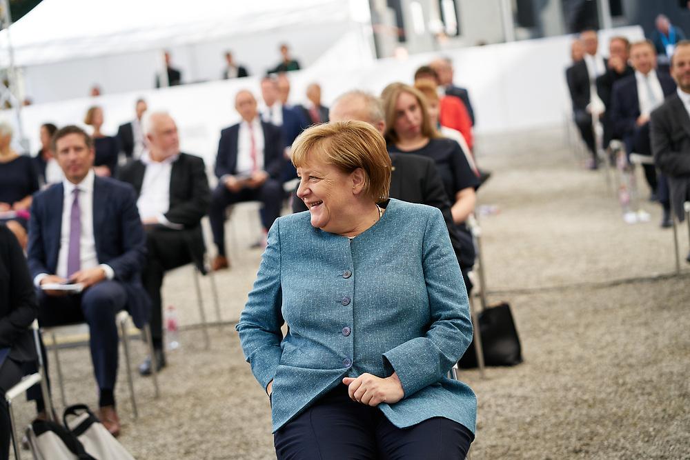 Germany, Berlin, 2020/09/15<br /> <br /> Feierlichkeiten, 70 Jahre Zentralrat im Hof der Synagoge Oranienburger Straße am 15/09/2020 (Photo by Gregor Zielke)
