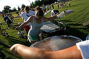 Oregon Marching Band 2006.