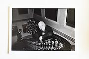Michael Rose-Cormack-Lyons, Carlton Club, Used. Feb 86.